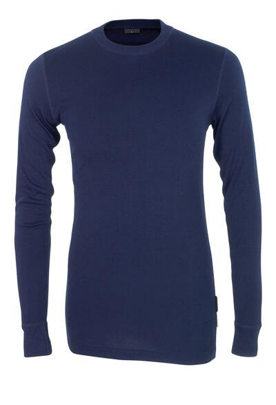 MASCOT® Uppsala Funktionsunterhemd Größe 2XL, marine
