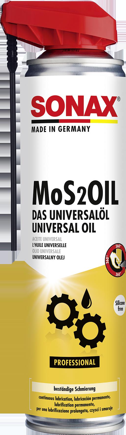 SONAX 03394000  MoS2Oil m. EasySpray 400 ml