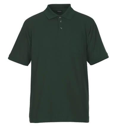 MASCOT® Borneo Polo-shirt Größe XL, grün