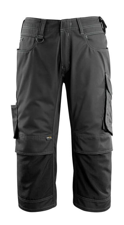 MASCOT® Altona Dreiviertel-Hose Größe C60, schwarz