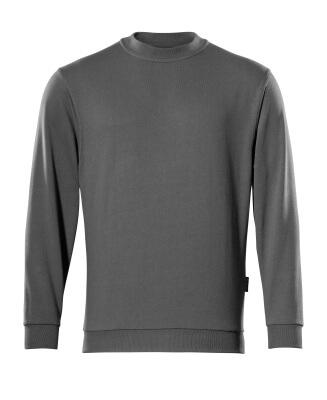 MASCOT® Caribien Sweatshirt Größe 3XL, dunkelanthrazit