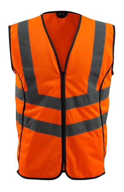 MASCOT® Wingate Verkehrsweste Größe M, hi-vis orange