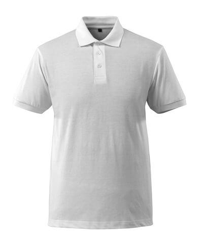 MACMICHAEL® Santiago Polo-shirt Größe M, optisch weiss