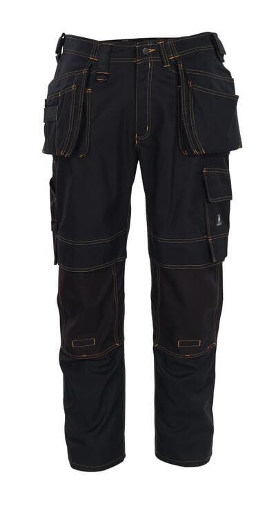 MASCOT® Almada Handwerkerhose Größe 82C56, schwarz