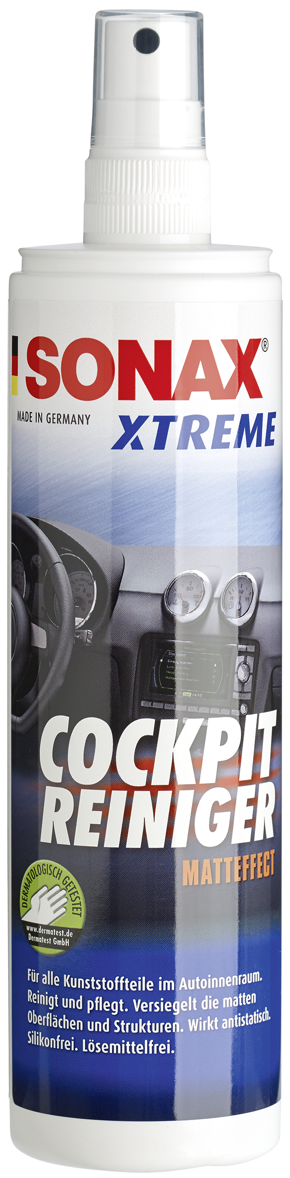 SONAX 02832000  XTREME CockpitReiniger Matteffect 300 ml