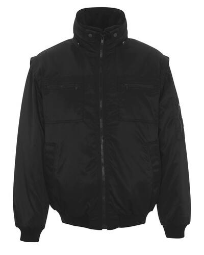 MASCOT® Innsbruck Pilotjacke Größe M, schwarz