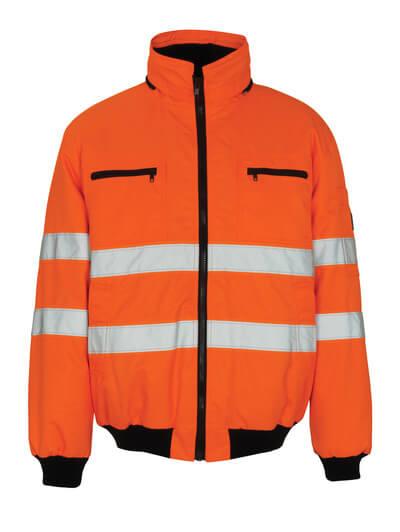 MASCOT® St Moritz Pilotjacke Größe 2XL, hi-vis orange