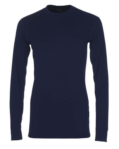 MASCOT® Kiruna Funktionsunterhemd Größe XL, marine