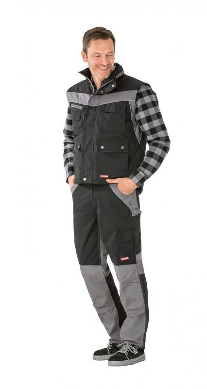 Plaline Arbeitskleidung Winterweste