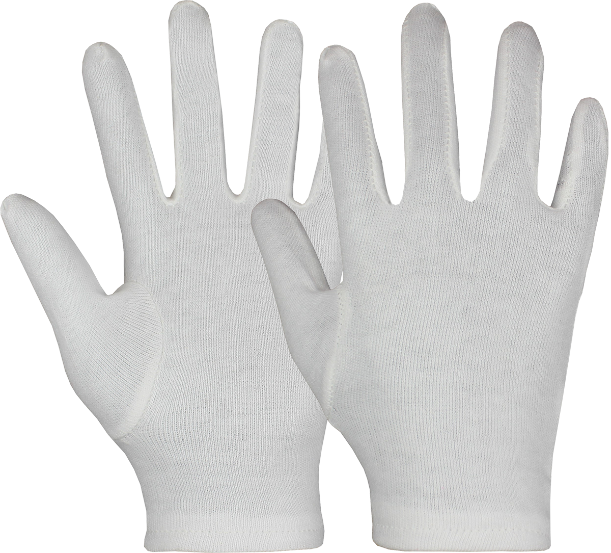 METZ, Montage-/Unterziehhandschuh aus Baumwolle, Größe 7