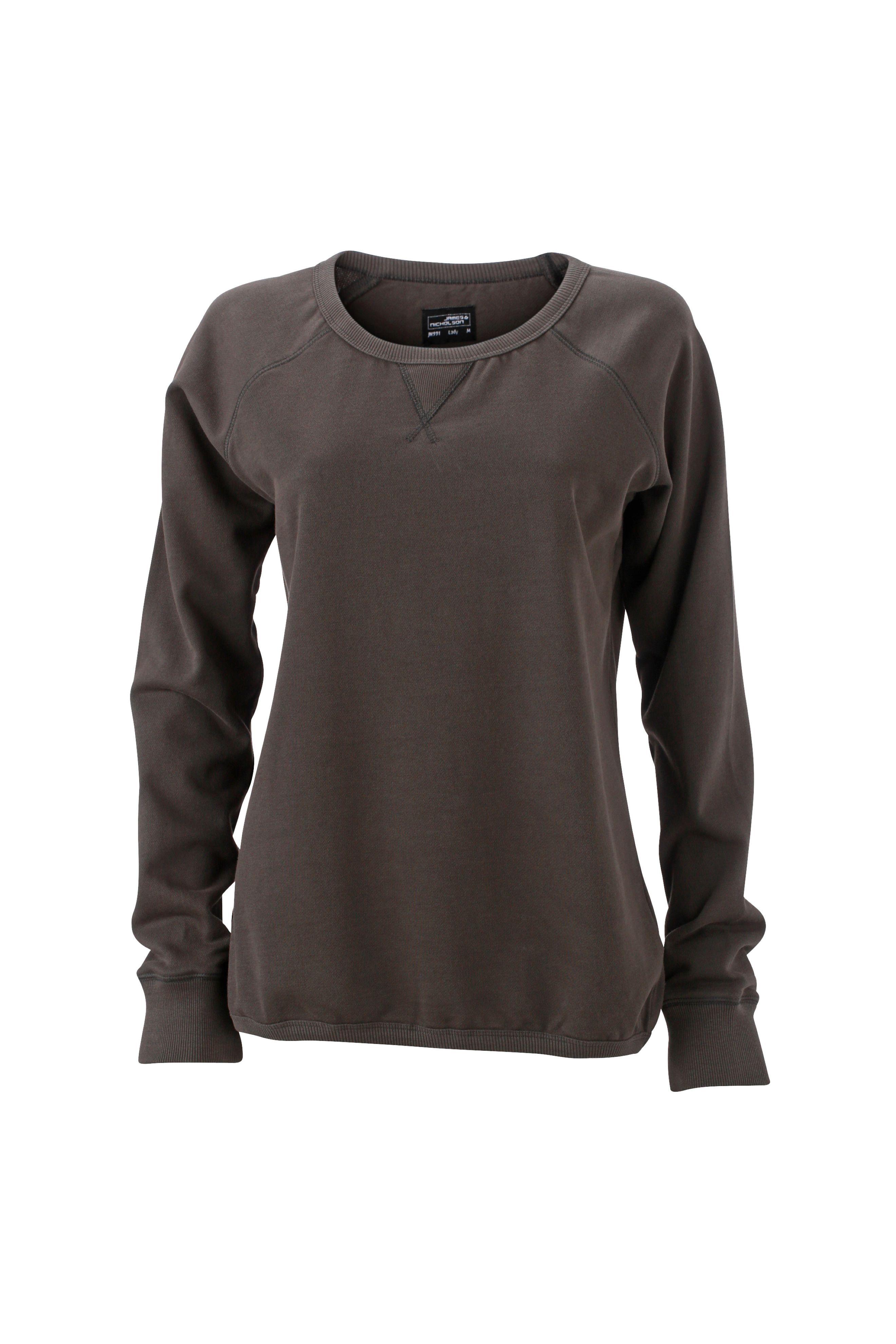 Klassisches Sweatshirt in French-Terry Qualität