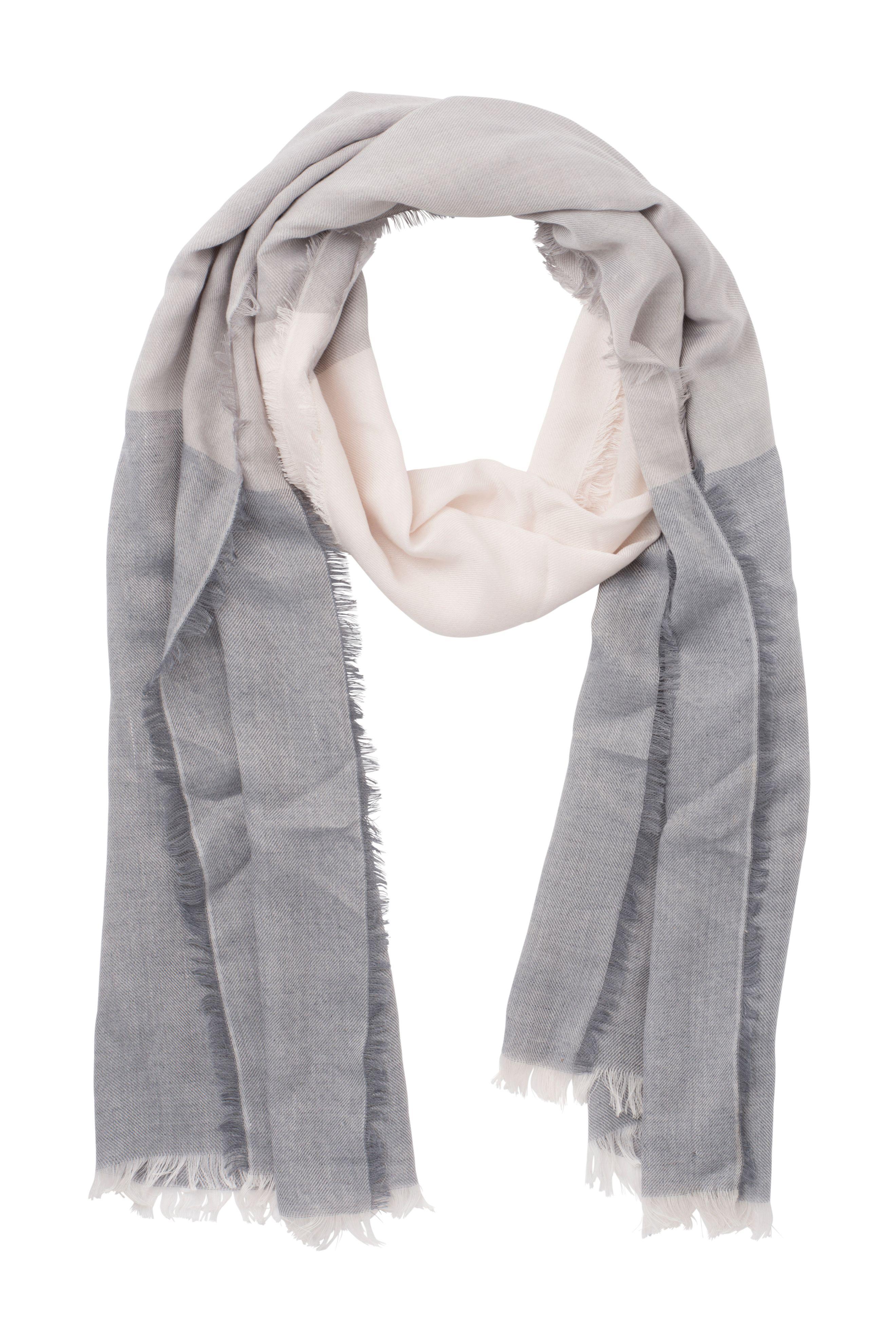 Sportlich eleganter Schal