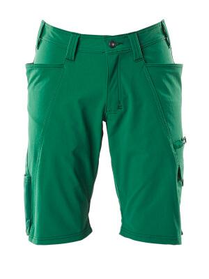 Shorts, 4-Wege-Stretch, geringes Gewicht Shorts Größe C43, grün