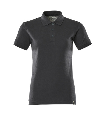 Polo-Shirt, Damen, Sustainable Polo-shirt Größe M ONE, schwarzblau