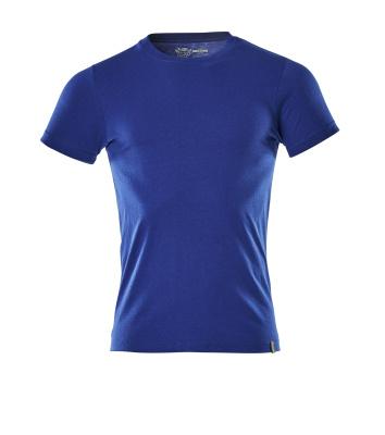 T-Shirt, moderne Passform, Sustainable T-shirt Größe XS ONE, kornblau