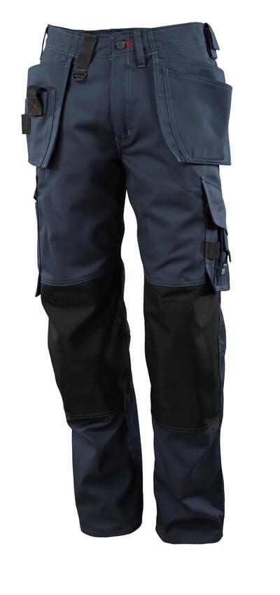 MASCOT® Lindos Handwerkerhose Größe 82C50, schwarzblau