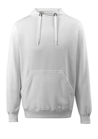 MASCOT® Revel Kapuzensweatshirt Größe S, weiss