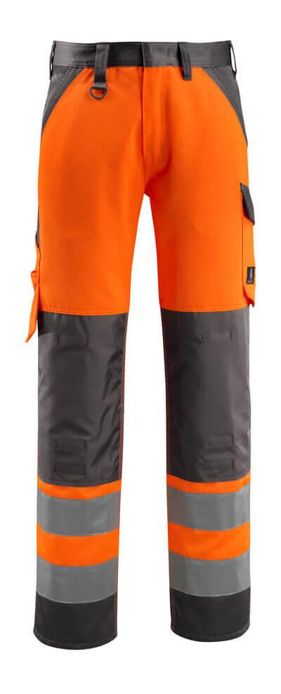 MASCOT® Maitland Hose Größe 76C50, hi-vis orange/dunkelanthrazit
