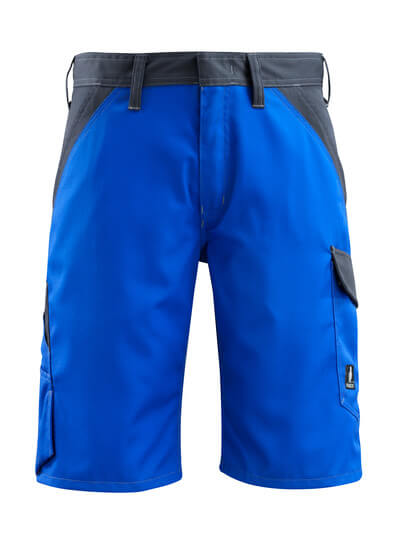 MASCOT® Sunbury Shorts Größe C50, kornblau/schwarzblau