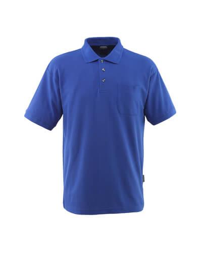 MASCOT® Borneo Polo-shirt Größe 3XL, kornblau