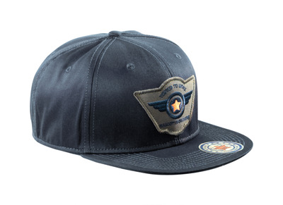 MASCOT® Bayville Cap Größe ONE, schwarzblau