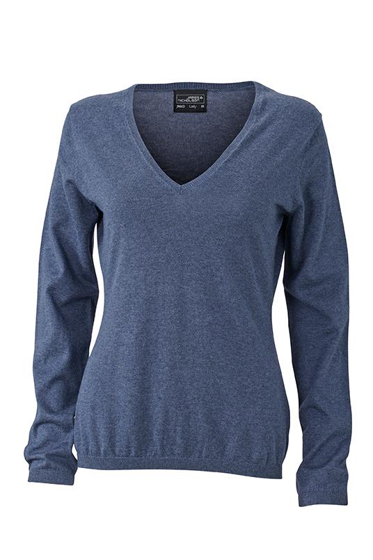 Hochwertiger Pullover mit Seide/Kaschmir-Anteil