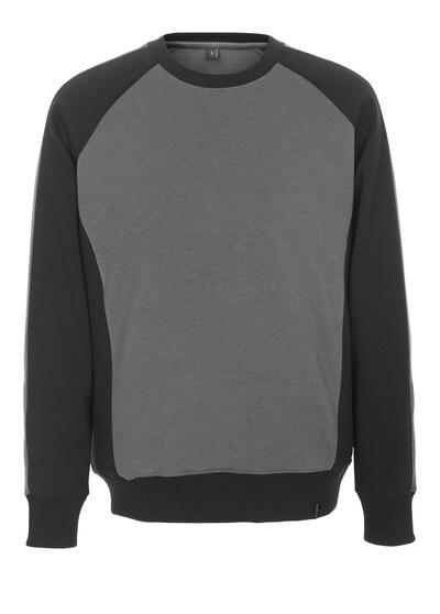 MASCOT® Witten Sweatshirt Größe XL, anthrazit/schwarz