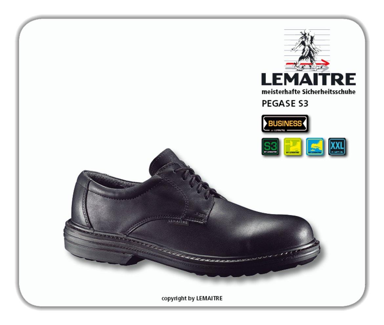 LEMAITRE Business-Sicherheits-Halbschuh PEGASE S3