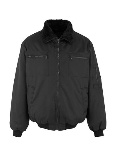 MASCOT® Alaska Pilotjacke Größe XL, schwarz