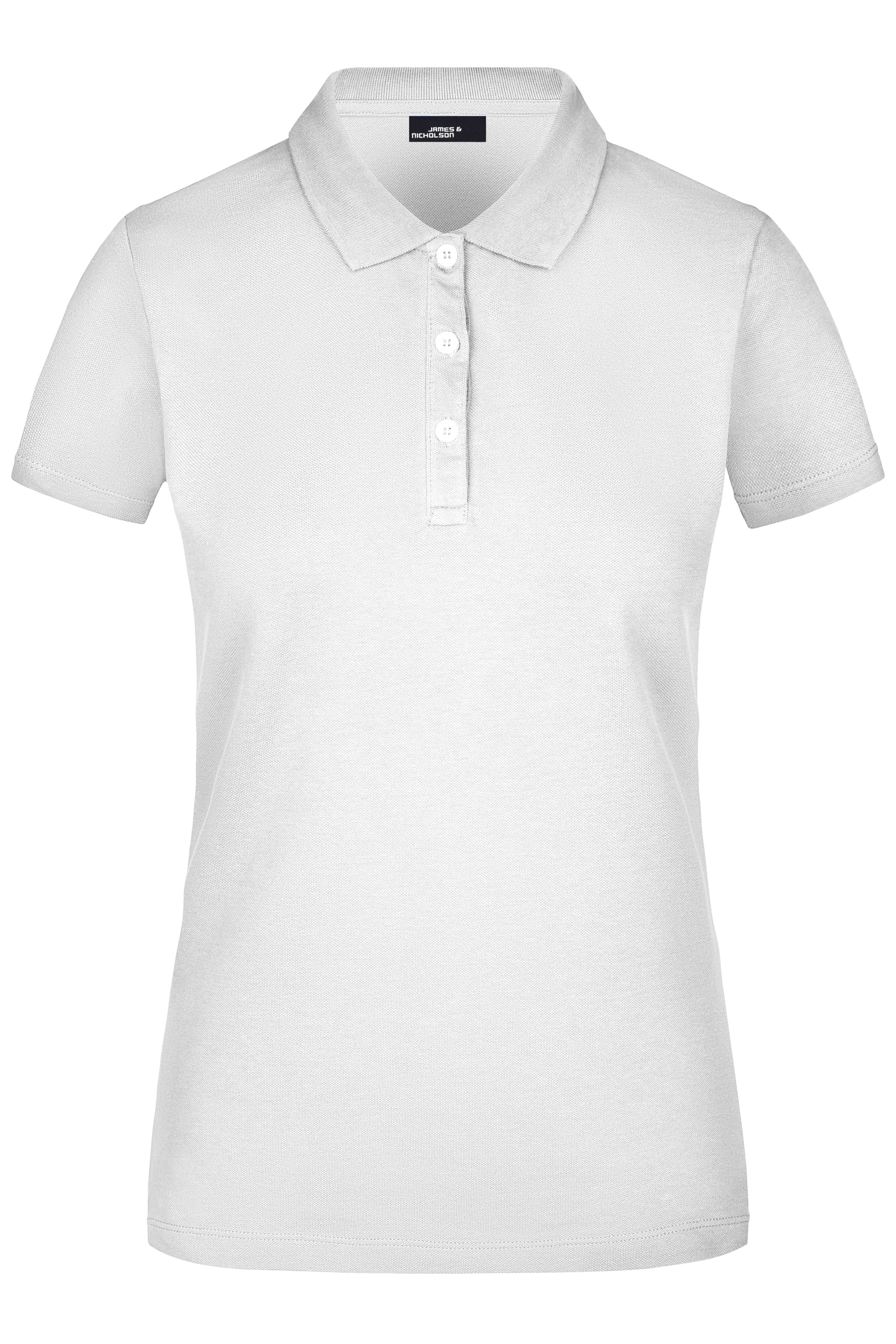 Kurzarm Damen Poloshirt mit hohem Tragekomfort