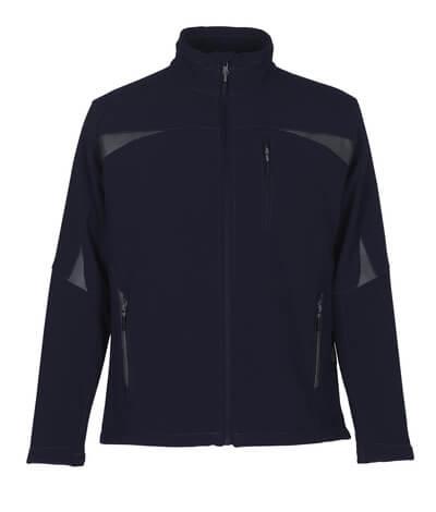MASCOT® Ripoll Soft Shell Jacke Größe 2XL, marine