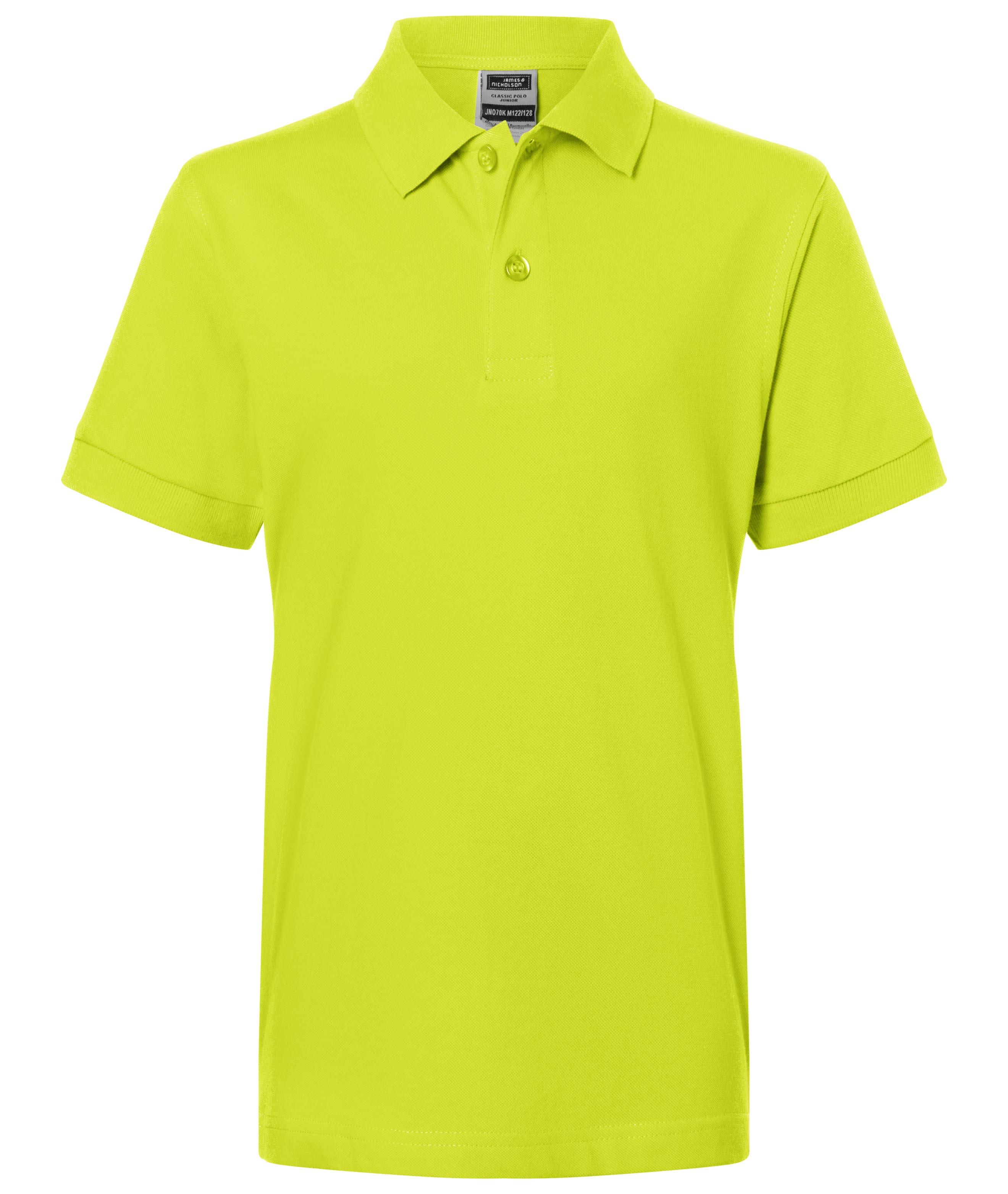 Hochwertiges Polohemd mit Armbündchen