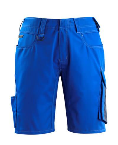 MASCOT® Stuttgart Shorts Größe C52, kornblau/schwarzblau