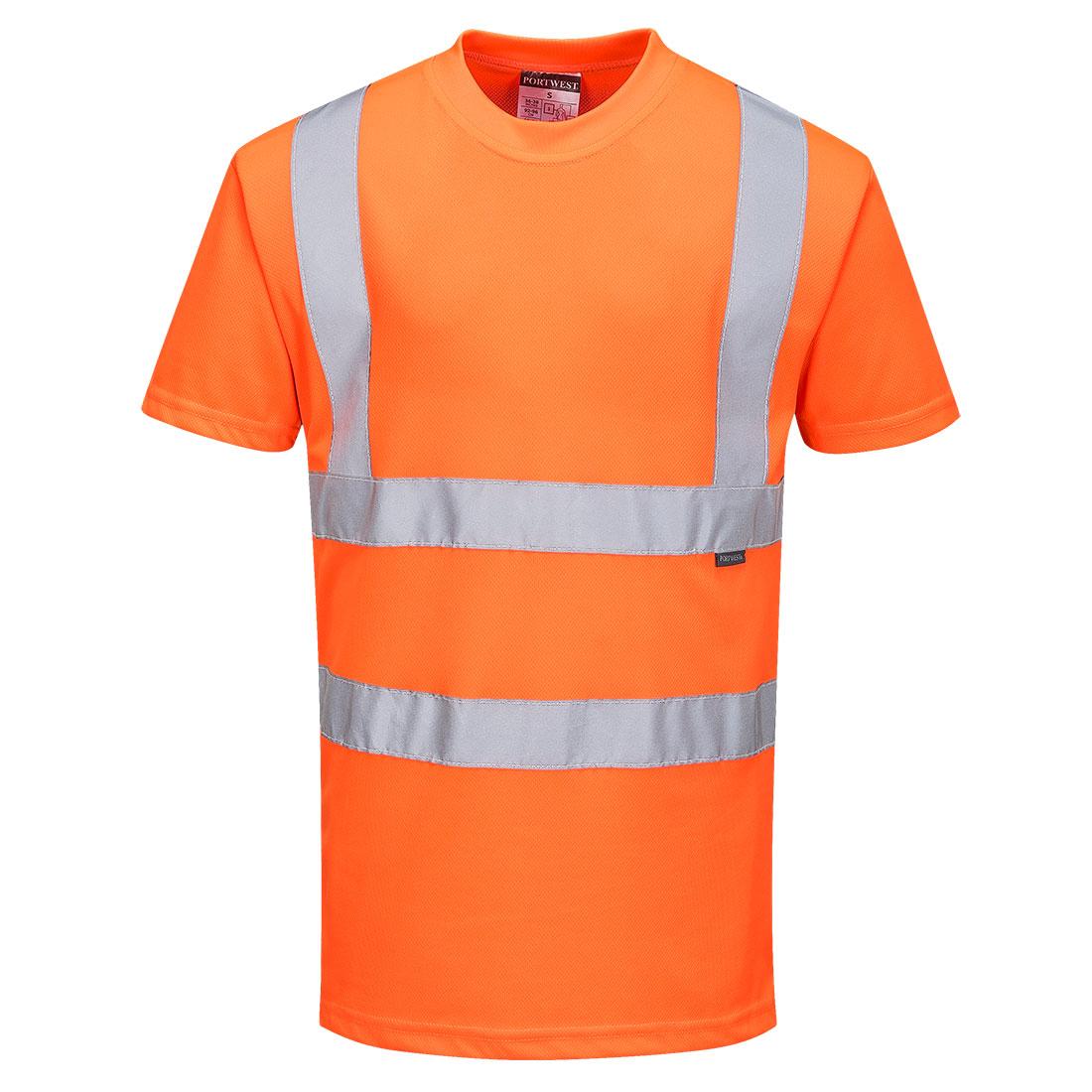Warnschutz T-Shirt nach GO/RT RT23