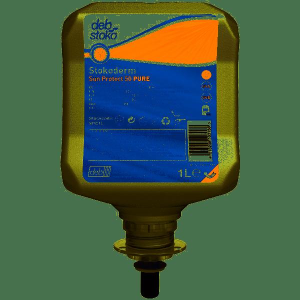 UV-Hautschutzlotion Sun Protect 50 PURE, 1000 ml