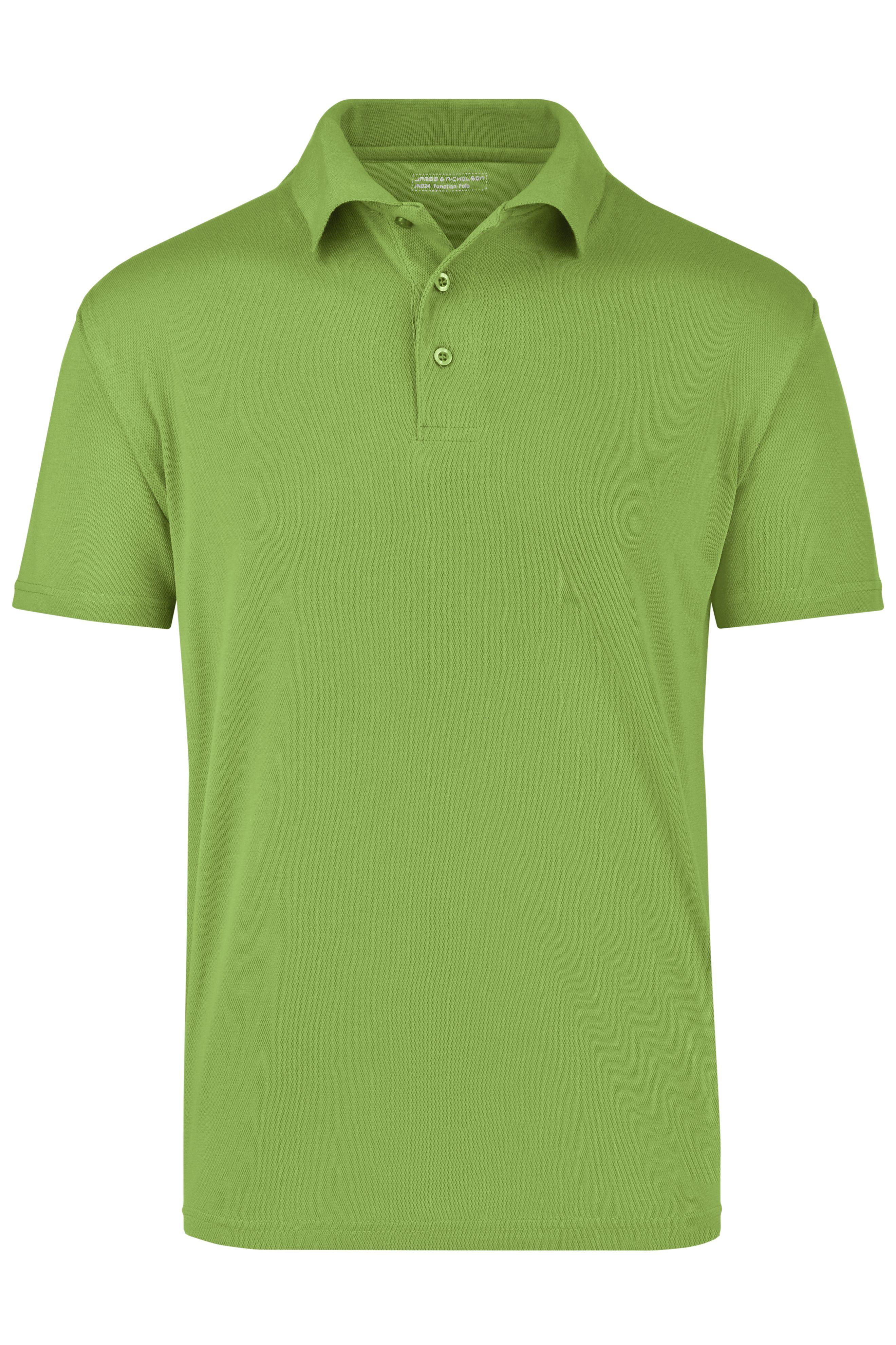 Polohemd aus hochfunktionellem CoolDry®