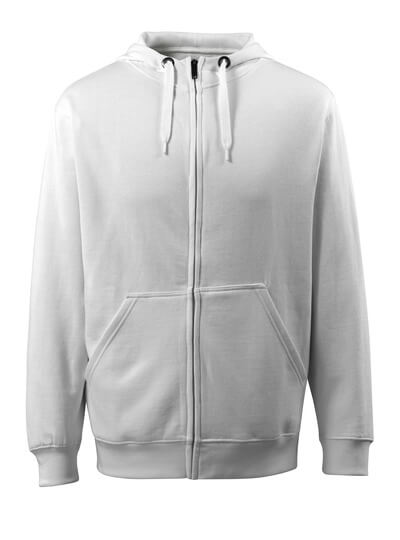 MASCOT® Gimont Kapuzensweatshirt Größe 3XL, weiss