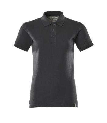 Polo-Shirt, Damen, Sustainable Polo-shirt Größe M ONE, schwarzblau