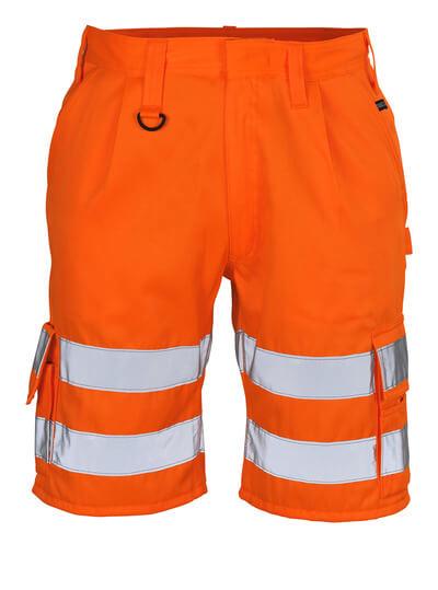 MASCOT® Pisa Shorts Größe C45, hi-vis orange