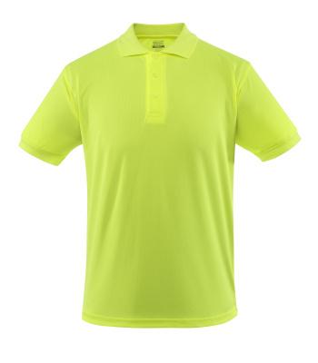 MASCOT® Bandol Polo-shirt Größe 3XL, hi-vis gelb