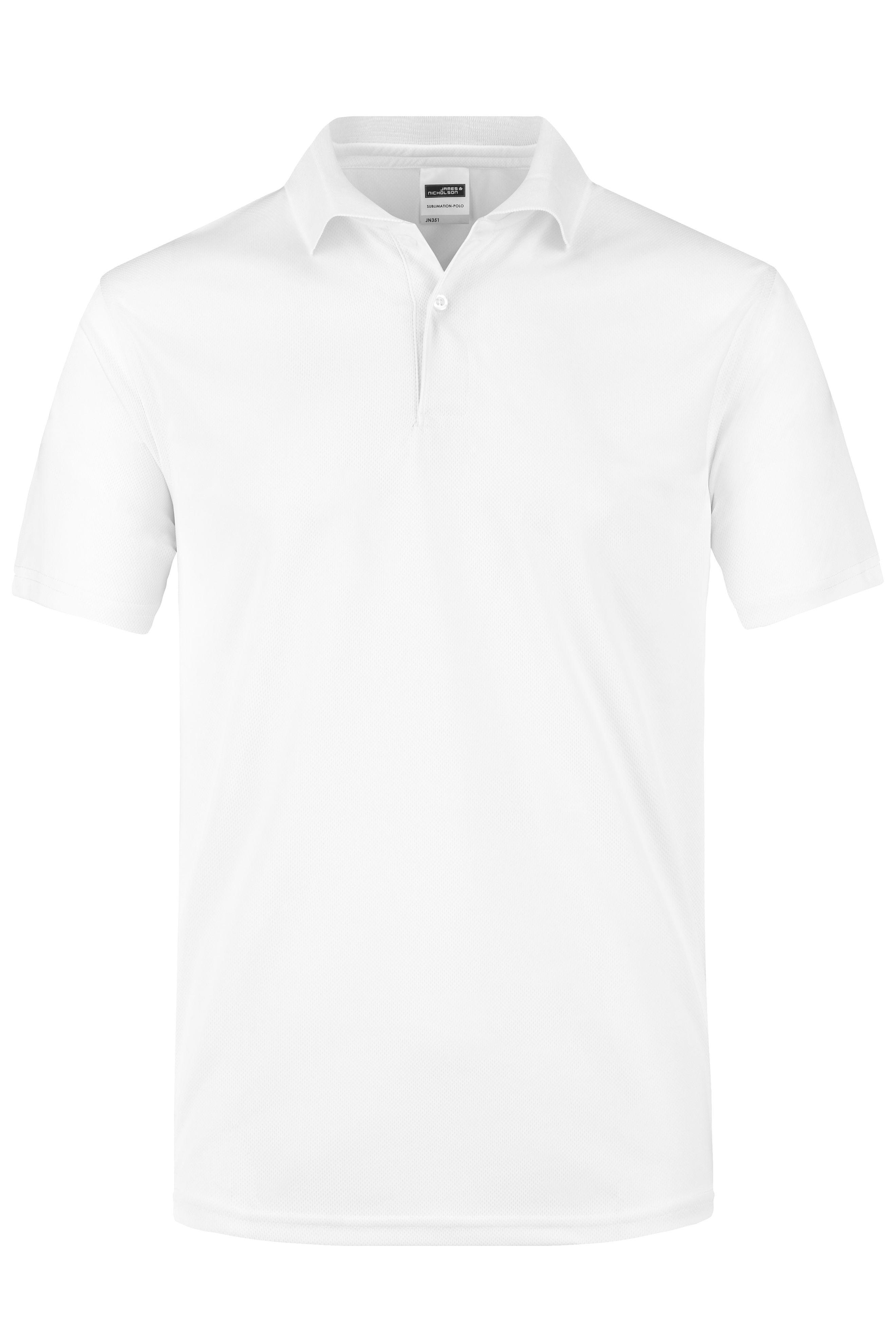 Poloshirt für Sublimationsdruck