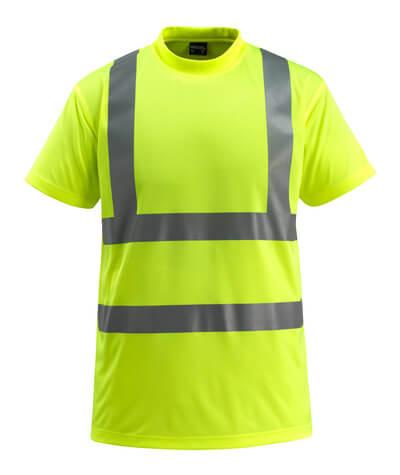 MASCOT® Townsville T-shirt Größe M, hi-vis gelb