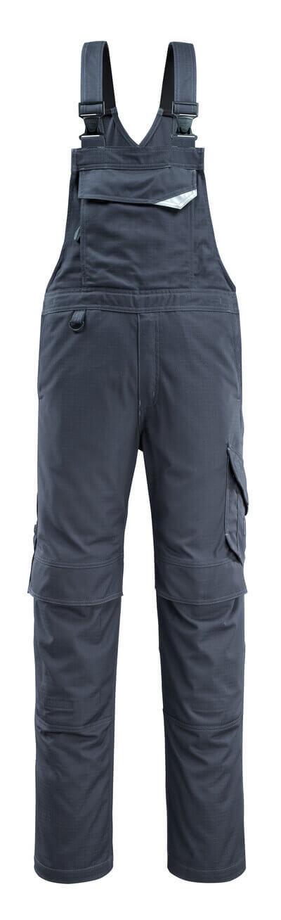 MASCOT® Oron Latzhose Multisafe Größe 82C56, schwarzblau