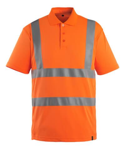 MASCOT® Itabuna Polo-shirt Größe 2XL, hi-vis orange