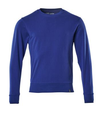 Sweatshirt,moderne Passform, Sustainable Sweatshirt Größe 6XLONE, kornblau